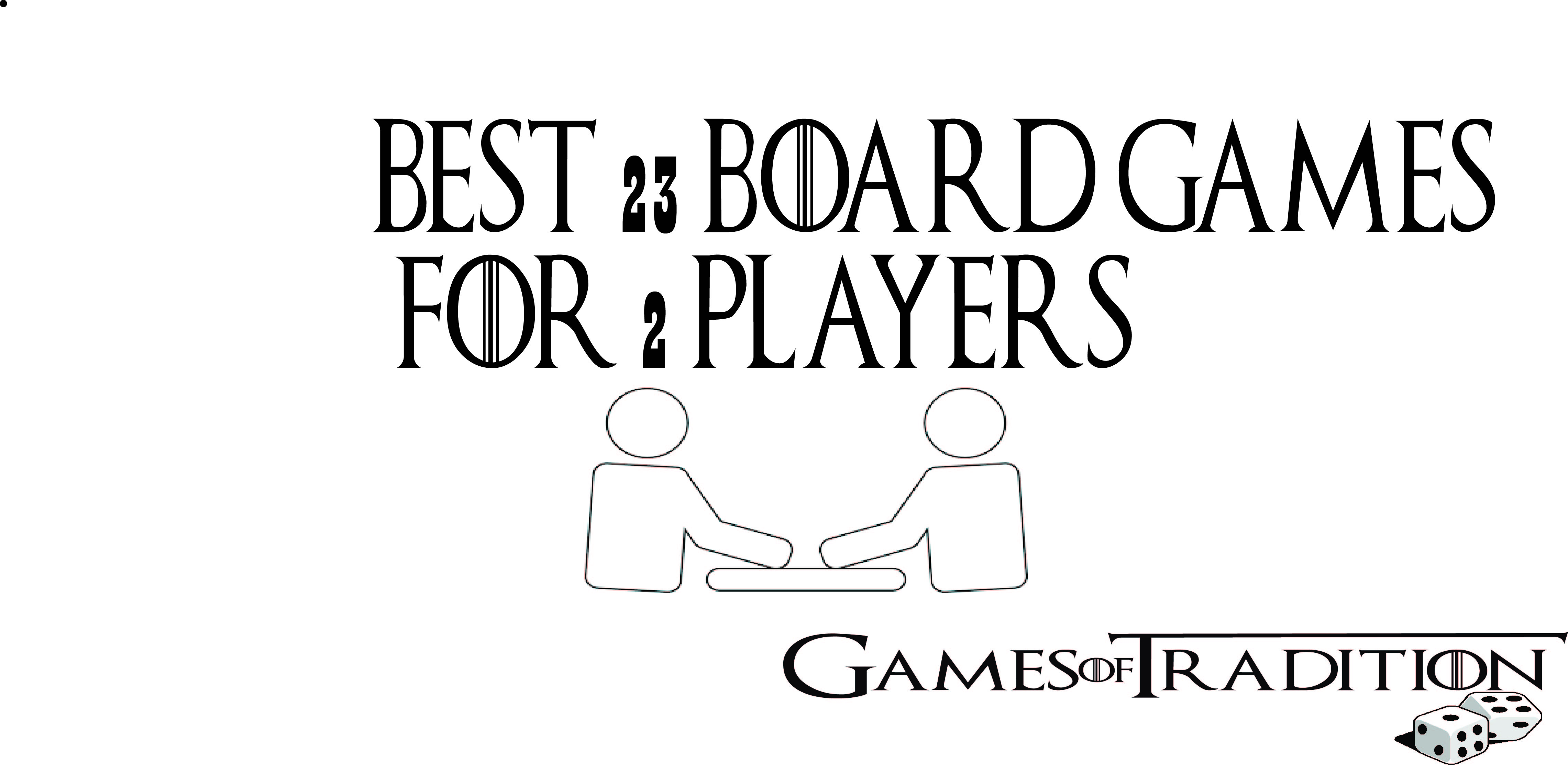 The 20 Best 2 Player Board Games (2020 Rankings & Reviews)