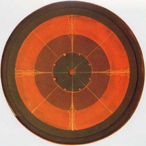 Eckhardt Wettlaufer Crokinole Board 1876