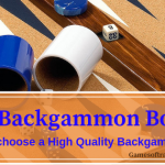 high quality backgammon