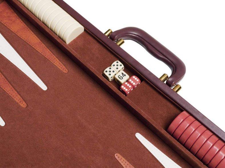 backgammon set: Middleton backgammon set